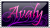 Avaly Stamp by Avaly