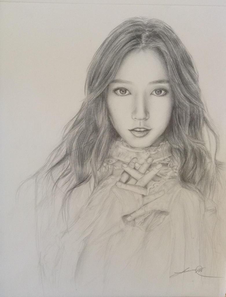 Park Shin Hye by Pianoforte77