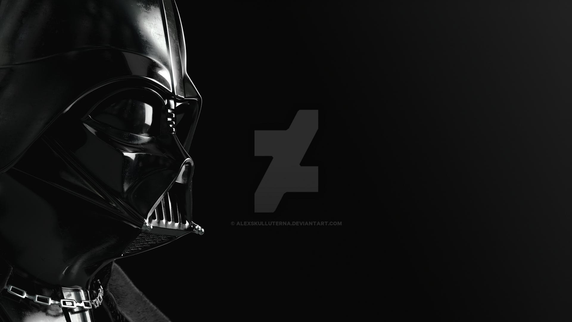 Darth Vader Wallpaper By Alexskulluterna On Deviantart