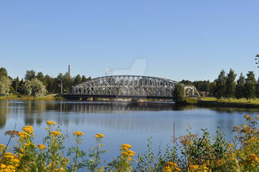 Bridge, Oulu, Finland