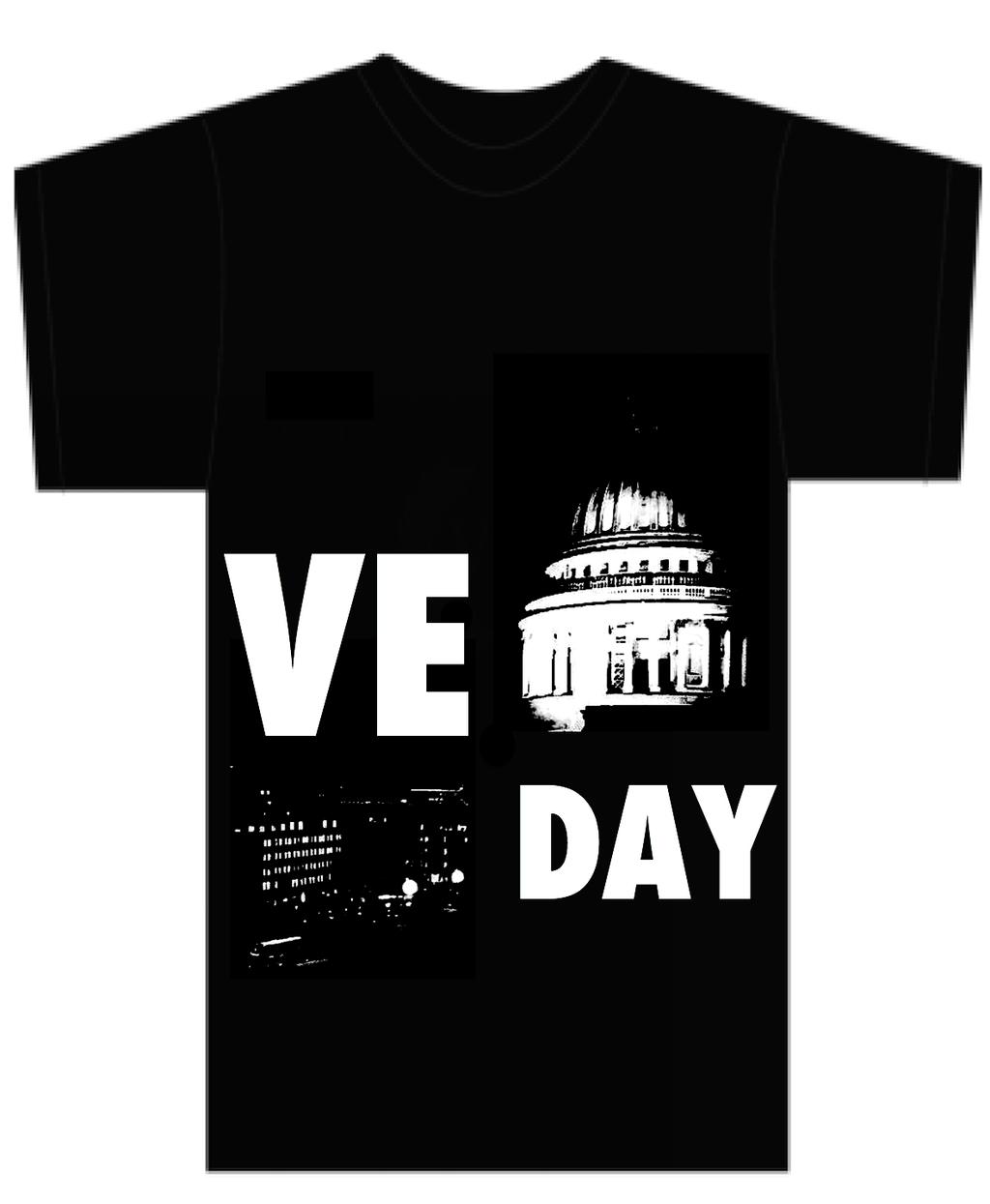 Shirt jack design template - Tempretsangel 5 21 Ve Day Design On Black T Shirt Template By Creativedyslexic