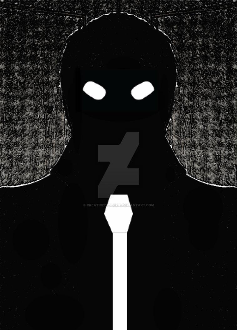 Mr Syndicate Portrait by CreativeDyslexic