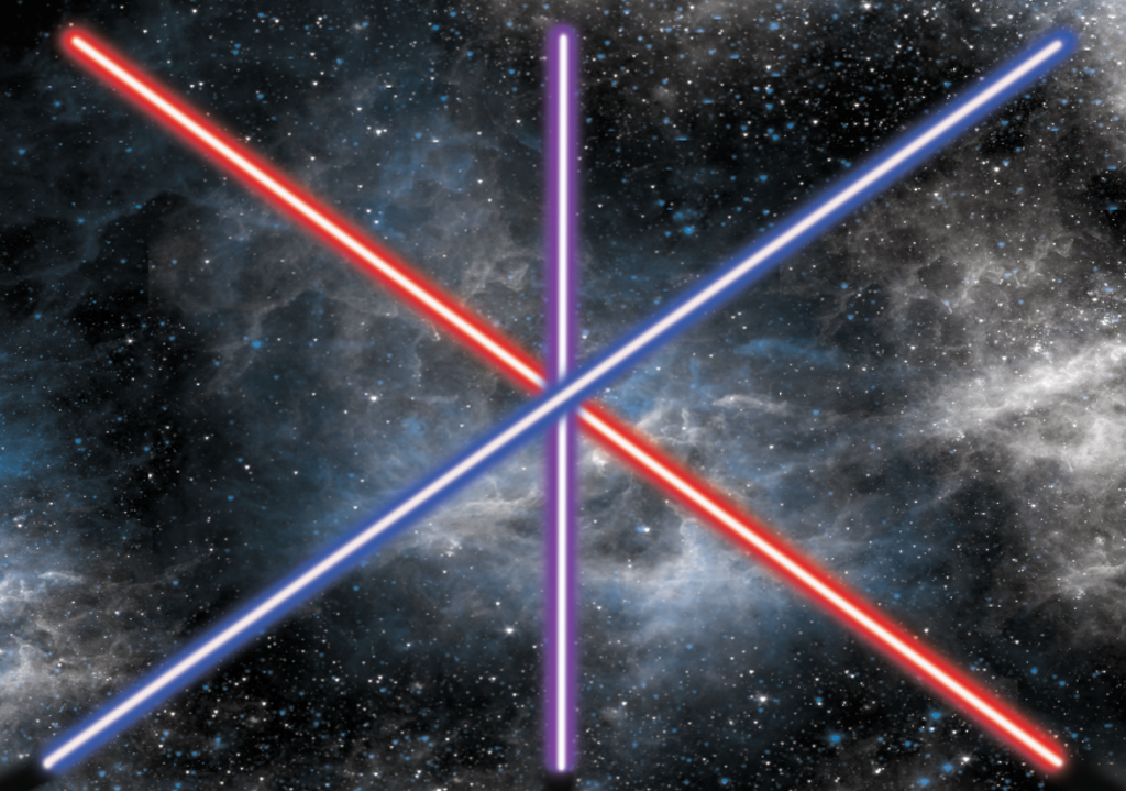 Balance within the force by CreativeDyslexic