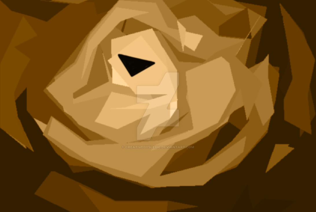 Abstract Bear by CreativeDyslexic