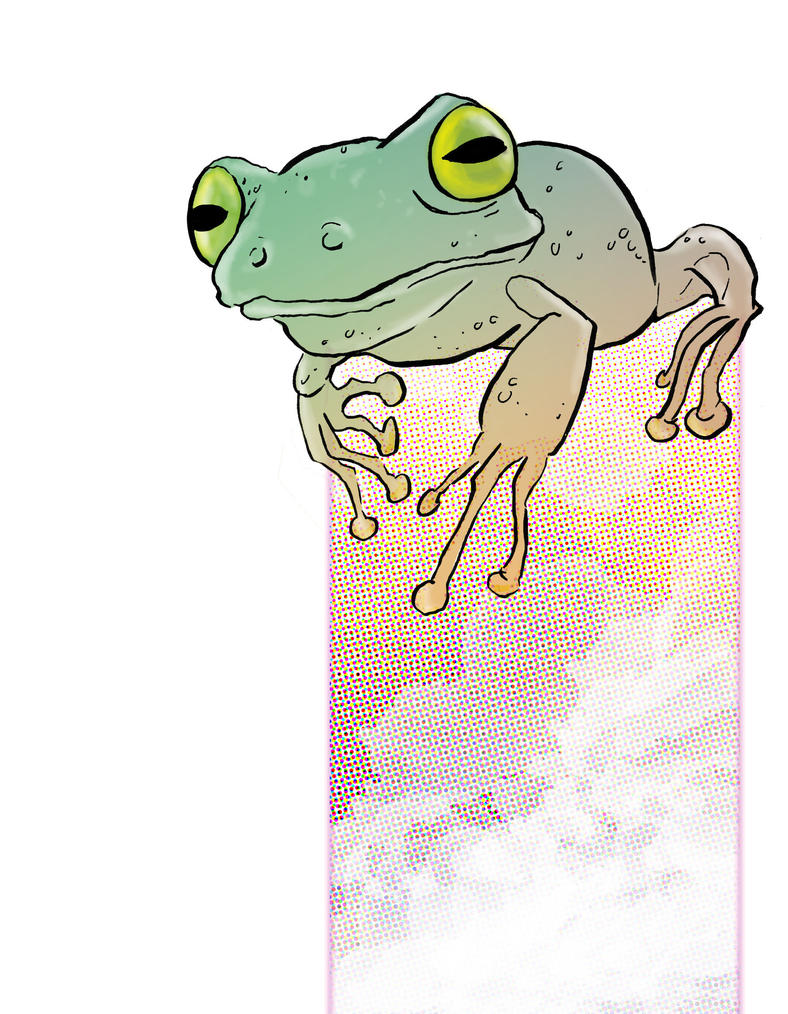 Frog by MichelleSix