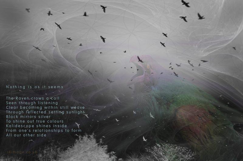Raven Call by Ezeg