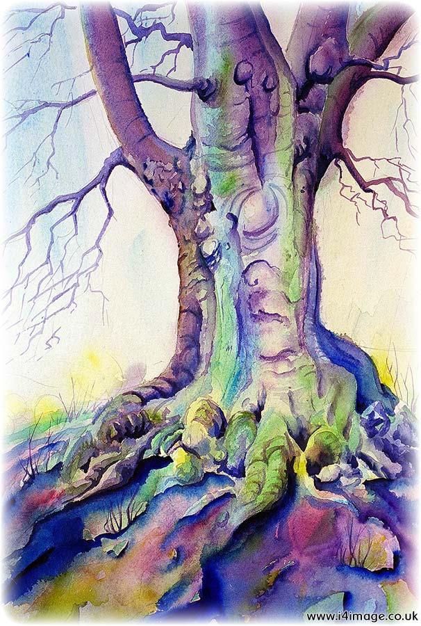 TREE by Ezeg