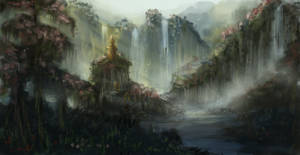 Chinese Forest Speedie
