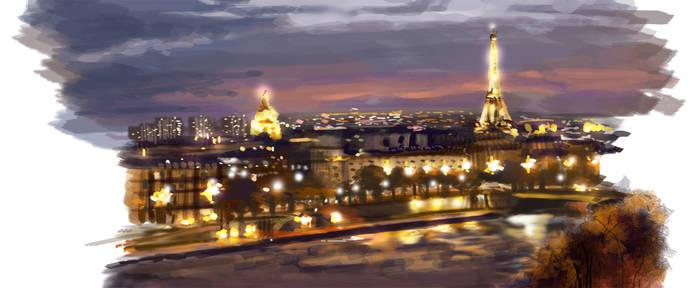 Paris Speedie