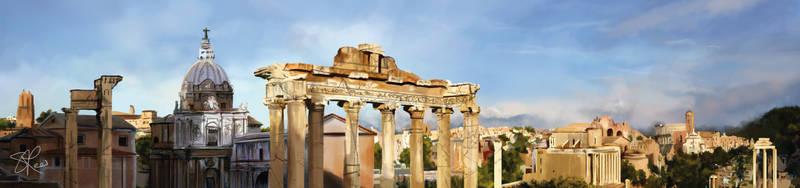 Rome Speedie