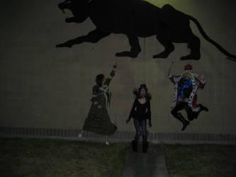 Jumping King by VampireThe-Shadow