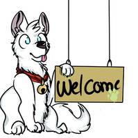 welcome!!! by ya-dawg
