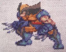 Wolverine by Sirithre