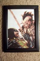 Wolverine and Daken by Sirithre