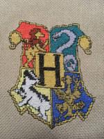 Hogwarts Crest by Sirithre