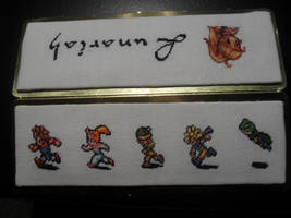 Chrono Trigger NamePlate by Sirithre