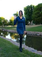 Star Trek - Science Uniform by Sirithre