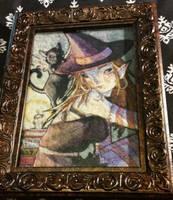 Magic Witch - Sara Burrier by Sirithre