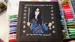 Abhorsen Cross Stitch Tribute