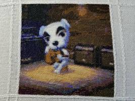 Animal Crossing Cross Stitch by Sirithre