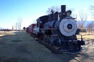 Train I by tkrain-stock