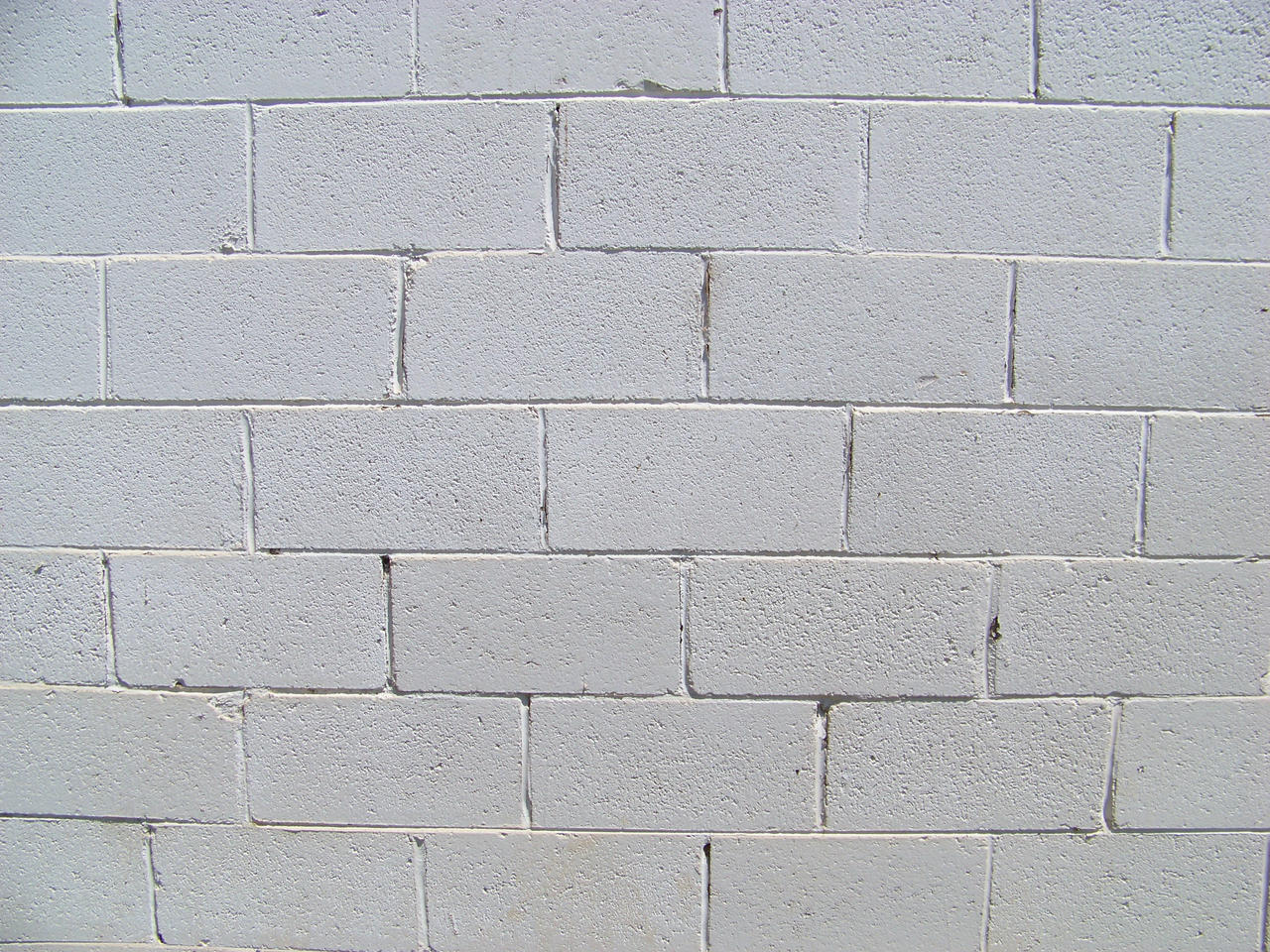 White Brick Texture By Tkrain Stock