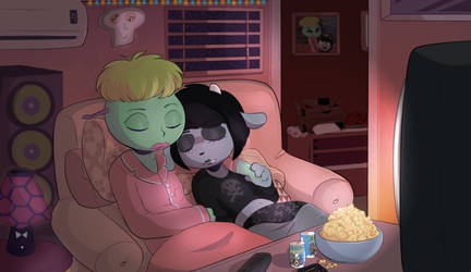 Movie night- Commission