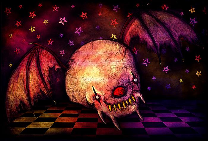 SpaZe KlowN by Jackovdaily