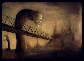 Bridge to Another Nightmare by Jackovdaily