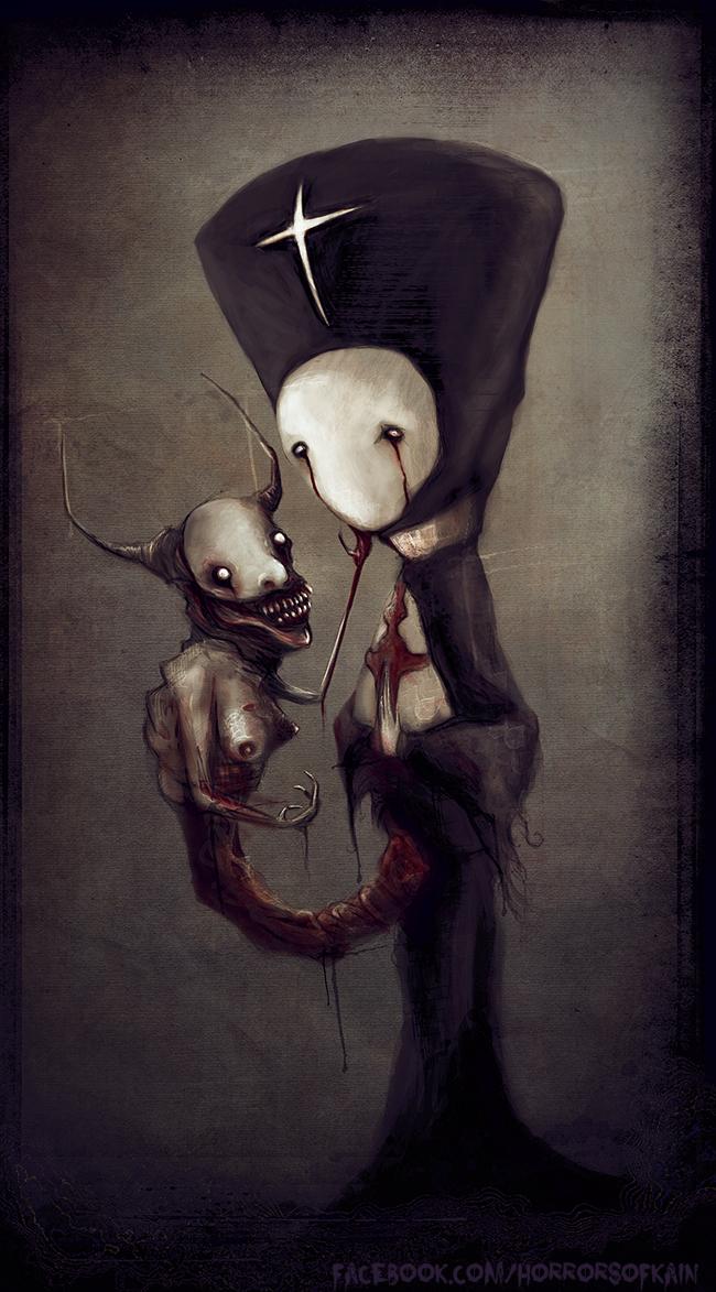Darkness Inside by JackBlackhart