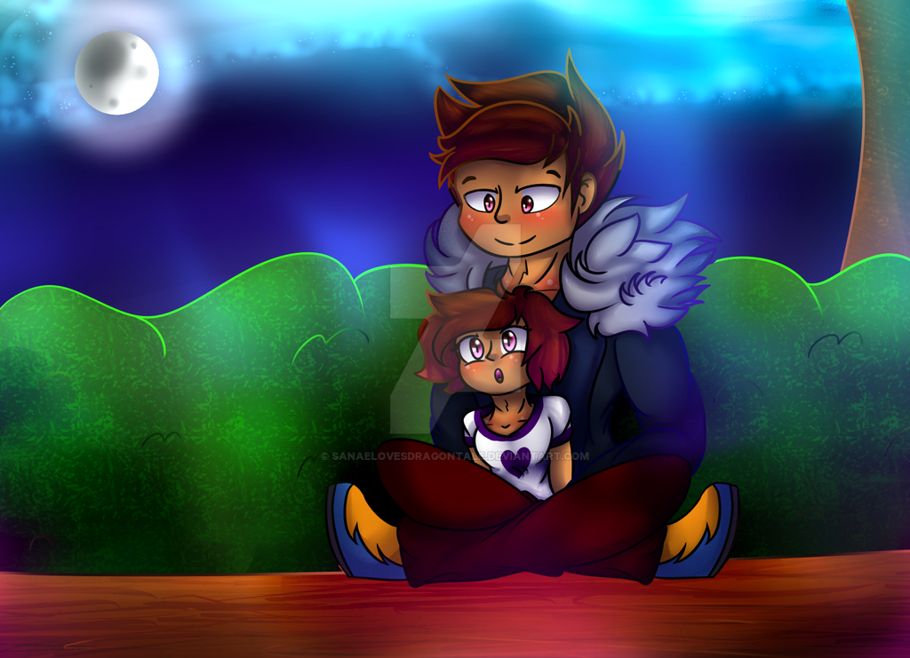 Father and Daughter Part 1 by SanaeLovesDragonTale