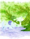 MakoHaru Festival ! Blue and Green