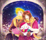 Merry Xmas Cloud and Aerith