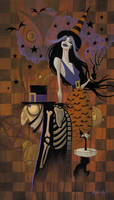 WHICH WITCH 2011 by GrisGrimly