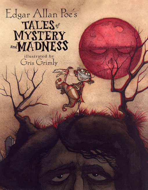 TALES OF MYSTERY AND MADNESS by GrisGrimly