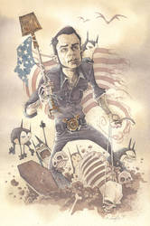 Grave Robbin' USA 2013 by GrisGrimly