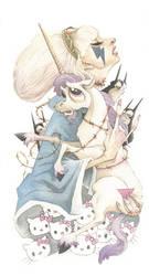 Lady Gaga by GrisGrimly