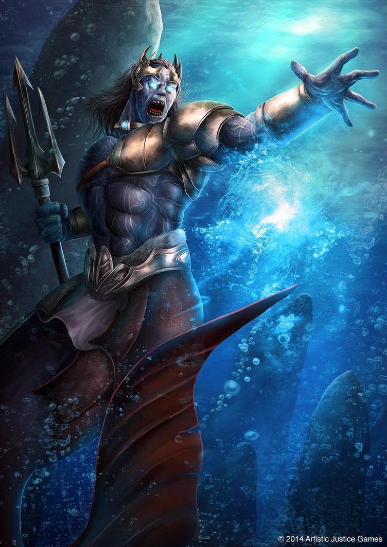 Atlantean by djambronx