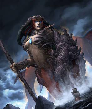 Mercury Mermaid