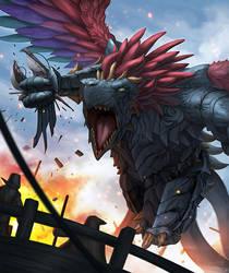 Kamikaze Dragon