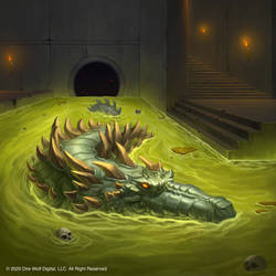 Sewer Crocodile