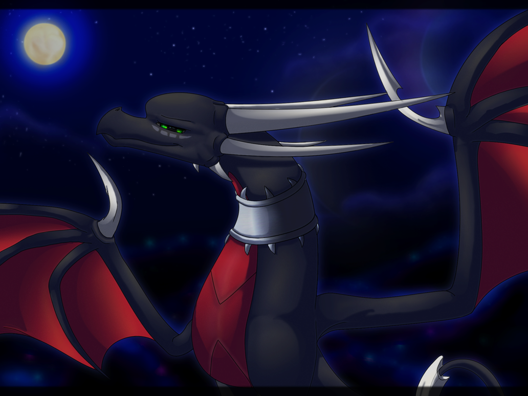 - Cynder - by Spyro-fan-25