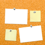 Bulletin Board scrapbook quickpage
