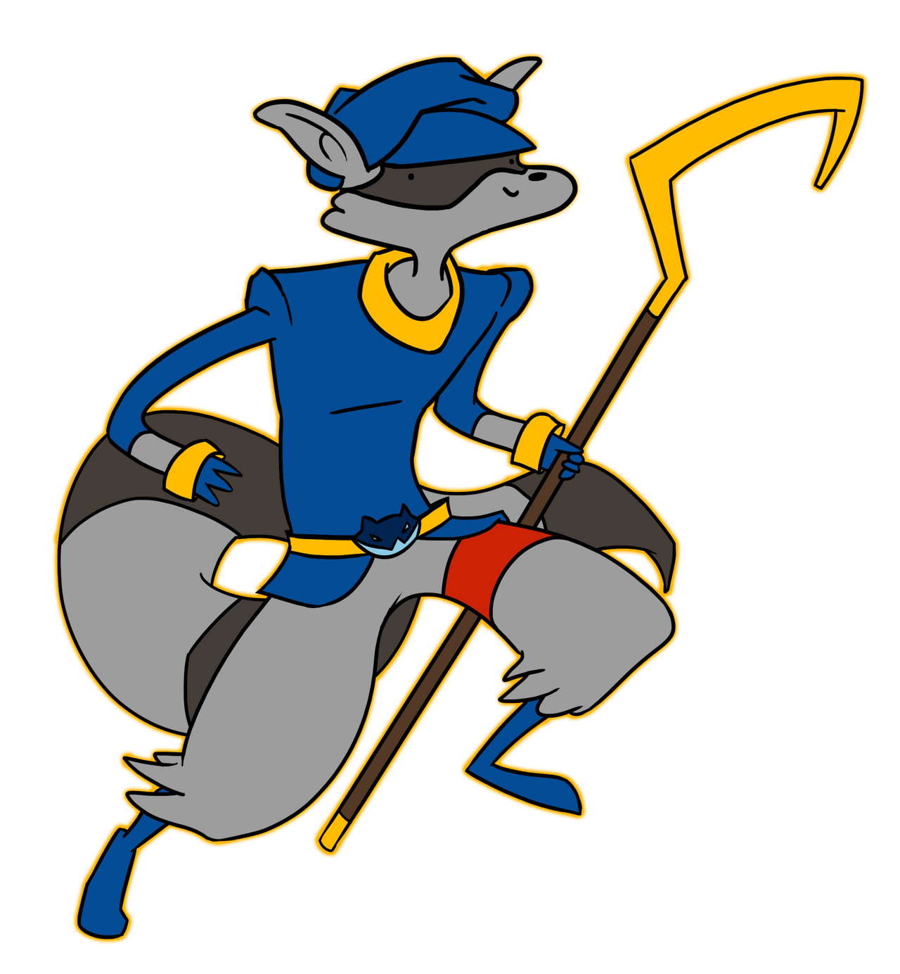 Sly Cooper for Stinawo by Che-Crawford