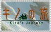 Kino's Journey stamp by Doctoroctagonapus21