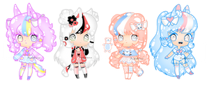Kemonomimi Adopts ~SET PRICE~ (0/4 OPEN)