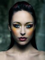 Janina - Makeup girl by JaninaN