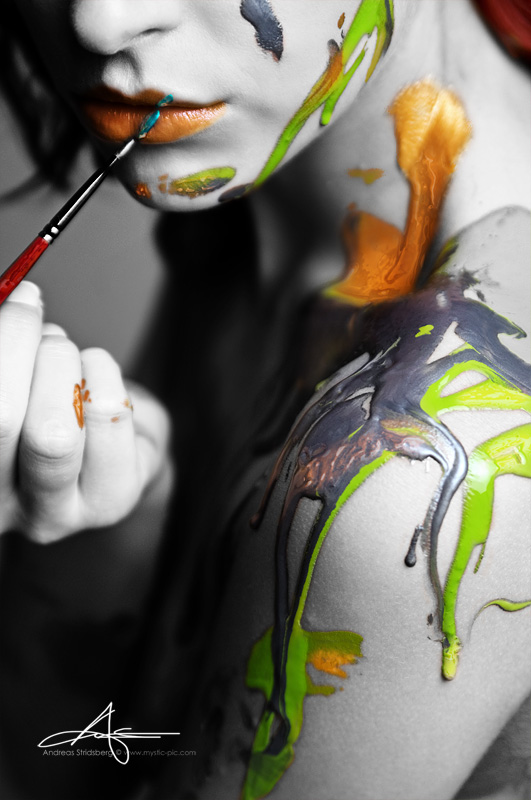 Janina - Colour explosion 2 by JaninaN