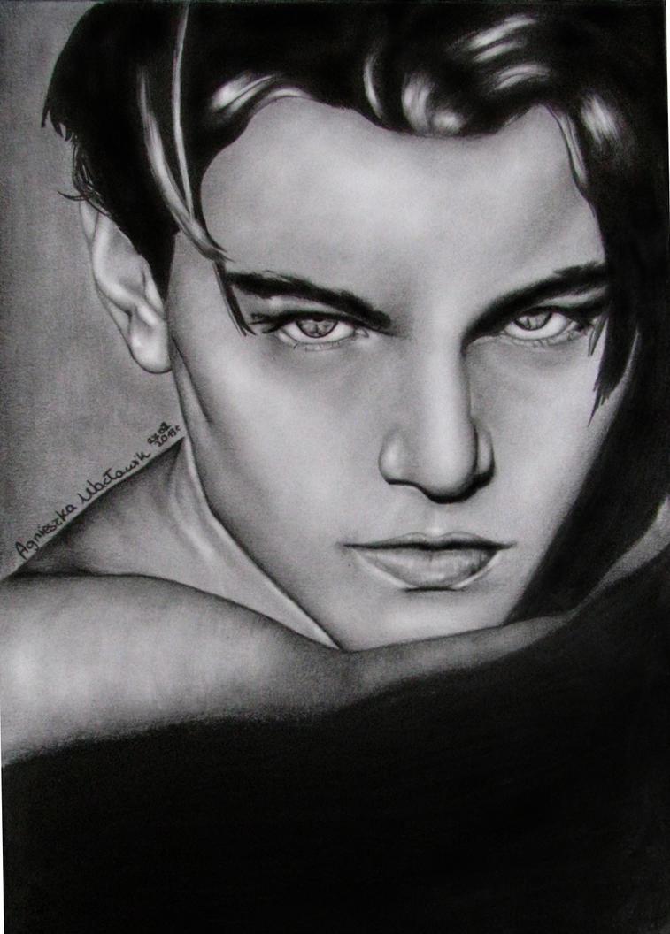 Young Leonardo DiCaprio by toujourshigher
