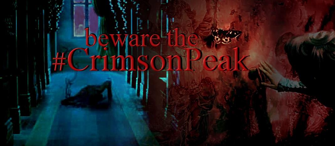 Hashtag Crimson Peak by LivvieBrundle